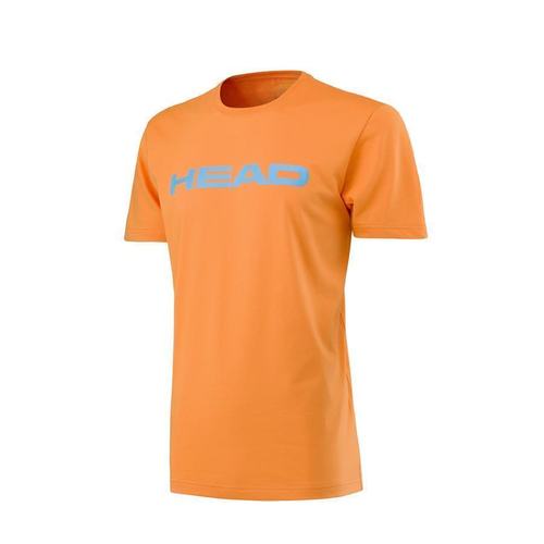 HEAD Transition Ivan T-Shirt Men orange-light blue
