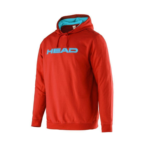 HEAD Transition Byron Hoody Men flame-aqua