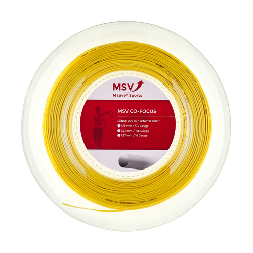 MSV CO Focus ( 200m Rolle )