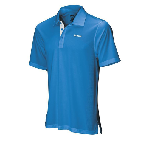 Wilson Body Mapping Polo Men pool