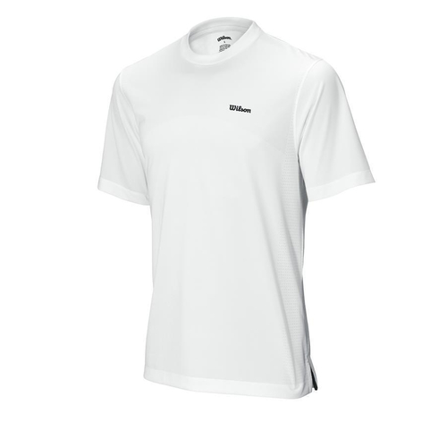 Wilson Body Mapping Crew T-Shirt Men white