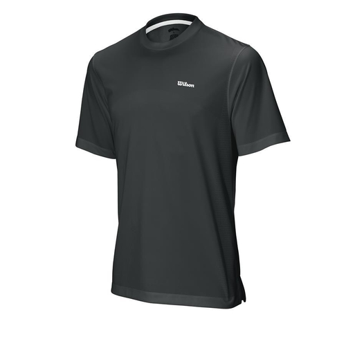 Wilson Body Mapping Crew T-Shirt Men black