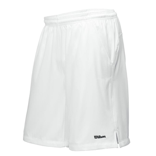 Wilson Basic Woven Short Men white