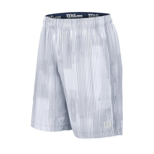 Wilson Spring Linear Blur 8 Short Men twilight grey-silver