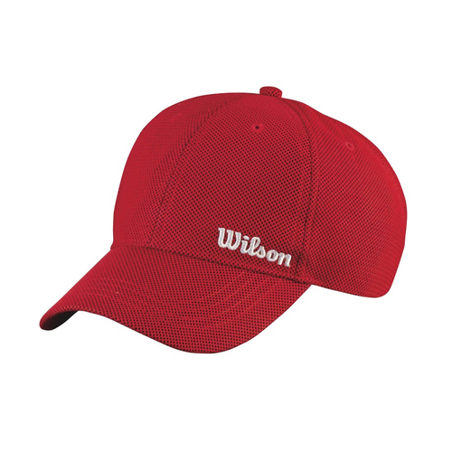 Wilson Summer Cap red-white