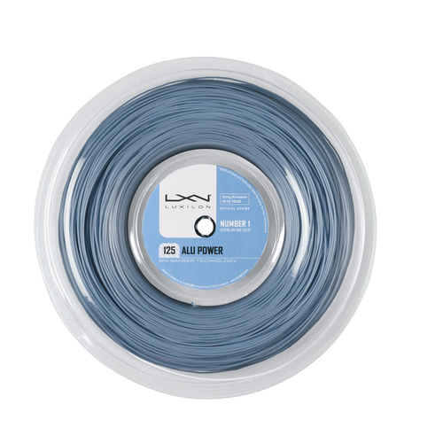 LUXILON BIG BANGER ALU POWER ( 220m Rolle ) ice blue