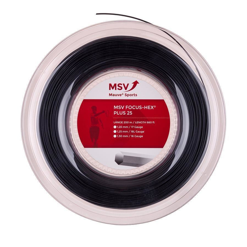 MSV Focus - HEX PLUS 25 ( 200m Rolle )
