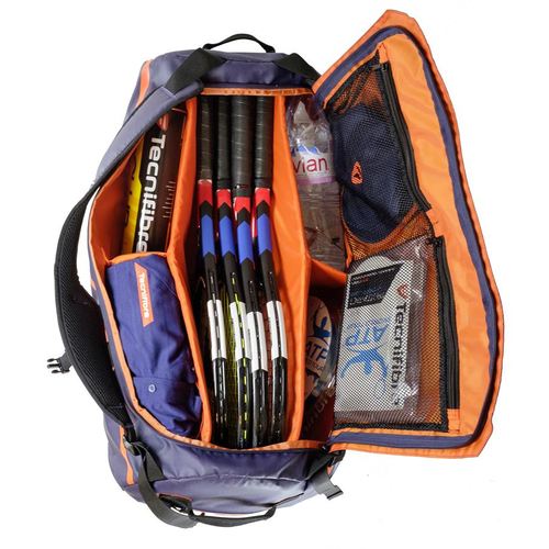 Tecnifibre RackPack Pro dunkelblau/orange 2017
