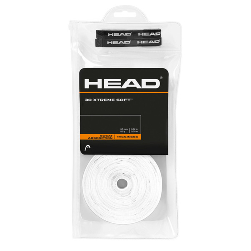 Head Xtreme Soft 30er Overgrip weiß