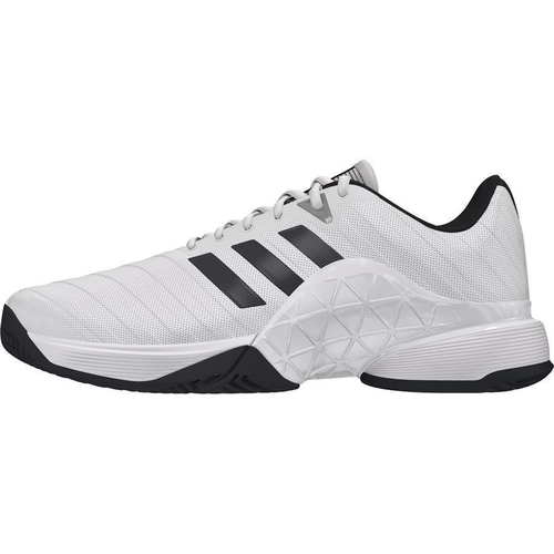 Adidas Barricade 2018 Men All Court weiß schwarz