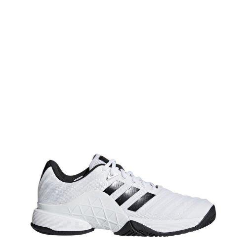 183b56f534 Adidas Barricade 2018 Men All Court weiß-schwarz