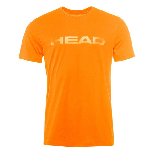 HEAD George T-Shirt Men fluo orange