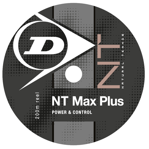 dunlop nt max plus 200m rolle anthracite