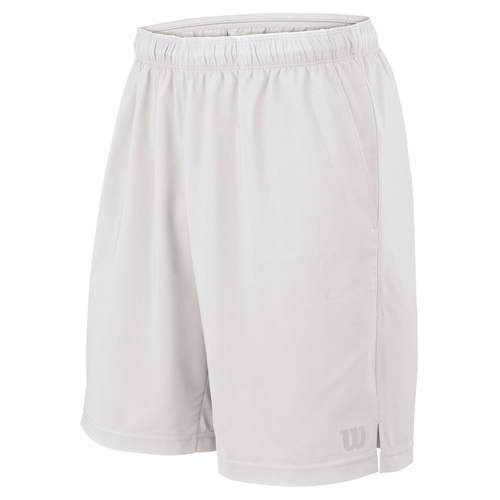 Wilson Rush 9 Woven Short Men white