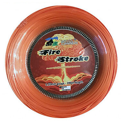 Weiss Cannon FireStroke ( 200m Rolle ) neon-orange
