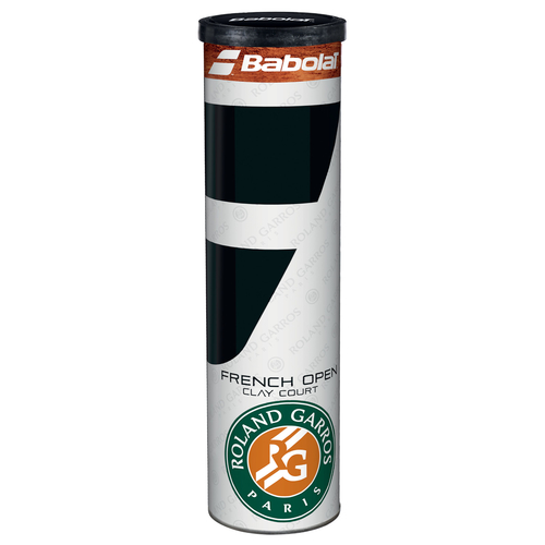 Babolat French Open 4er Dose