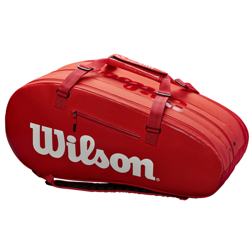 Wilson Super Tour 3 Comp red 2018