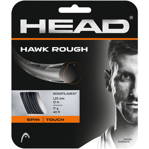HEAD Hawk Rough ( 12m Set ) anthrazit