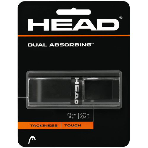 Head Dual Absorbing Basic Grip schwarz