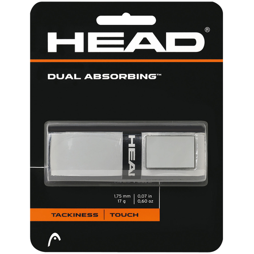 Head Dual Absorbing Basic Grip grau