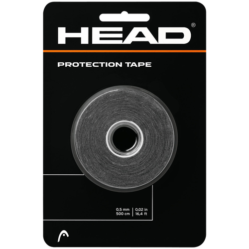 HEAD Protection Tape black 5m Rolle