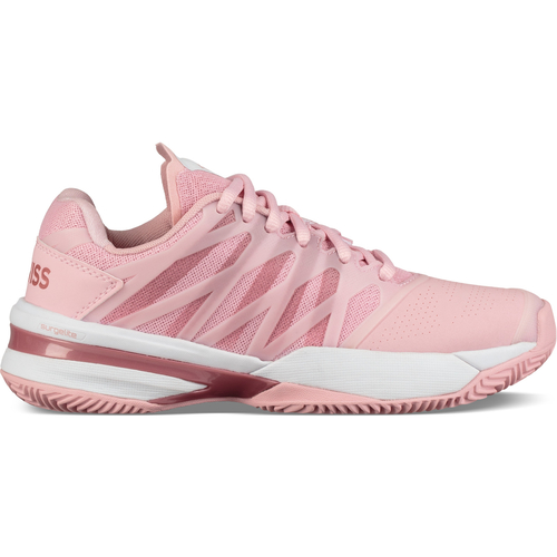 K-Swiss Ultrashot 2 HB Women Clay Court coral blush-white