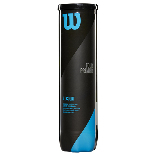 Wilson Tour Premier All Court 4er Dose