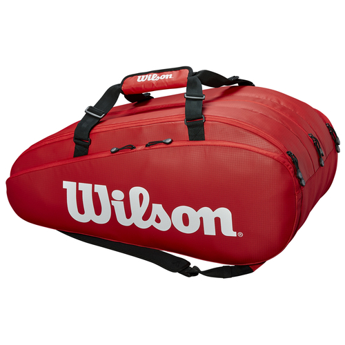 Wilson Tour 3 Comp red 2018