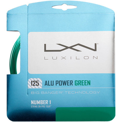 Luxilon Big Banger Alu Power ( 12,2m Set ) green