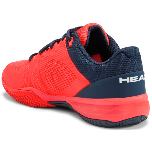 HEAD Revolt Pro 2.5 Junior All Court neon red-dark blue 38