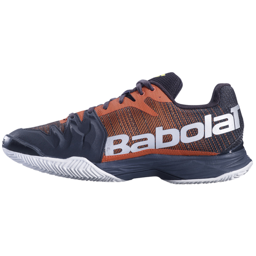 Babolat Jet Mach II Men Clay Court 2019  dark red-black
