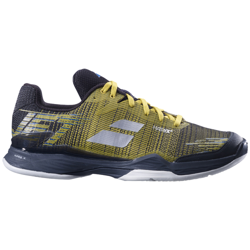 Babolat Jet Mach II Men Clay Court 2019  dark yellow-black