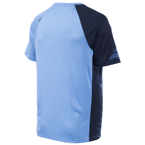 Babolat Performance Crew Neck T-Shirt Men parisian blue-black