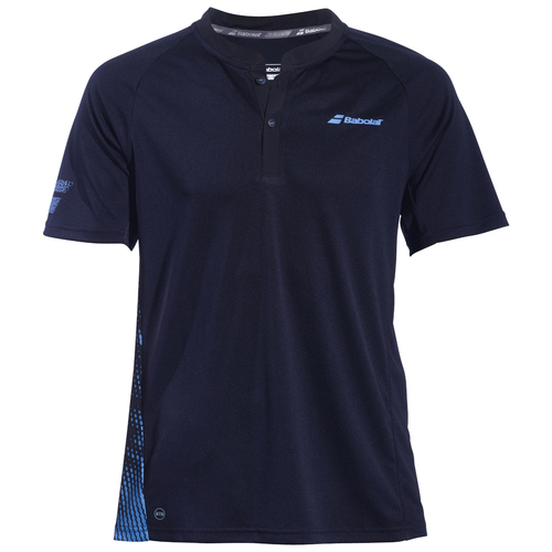 Babolat Performance Polo-Shirt Men black-parisian