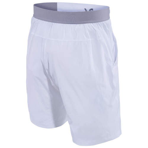 Babolat Performance XLONG 9 Short Men white-white
