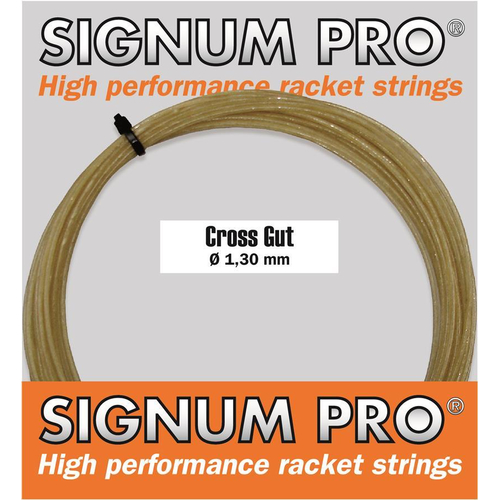 SIGNUM PRO Cross Gut  Darmsaite (6,5m Set ) natur 1,30 mm