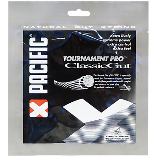 PACIFIC Tournament Pro Classic Gut ( 12,2m Set ) natur