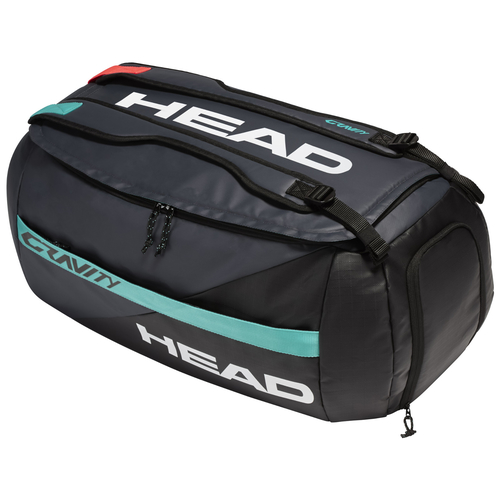 HEAD Gravity Sport Bag black/teal 2019