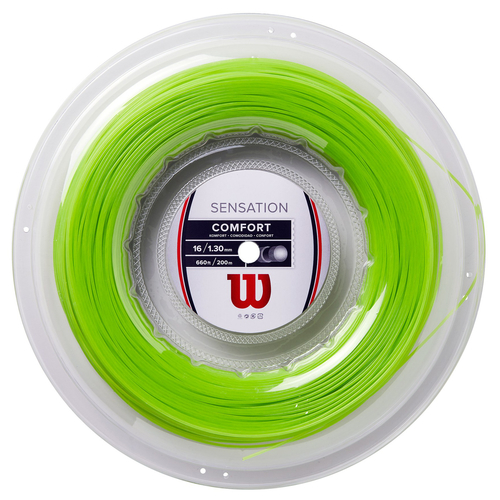Wilson SENSATION ( 200m Rolle ) neongreen