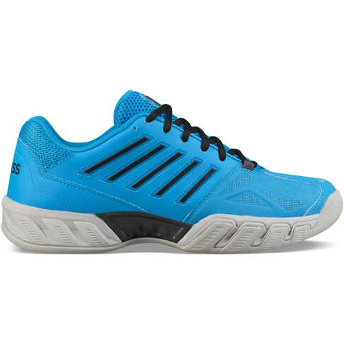 K-Swiss Big Shot Light 3 Men Carpet Malibu Blue-Magnet-Gull Gray