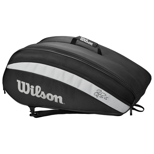 Wilson Fed Team 12er Pack black 2020