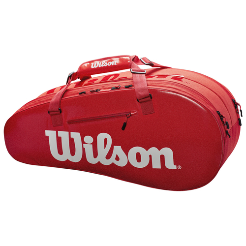 Wilson Super Tour 2 Comp Small red 2020