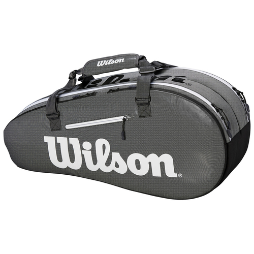 Wilson Super Tour 2 Comp Small black/grey 2020