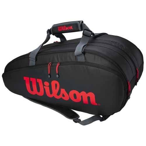 Wilson Clash Tour 3 Comp infrared/black 2020