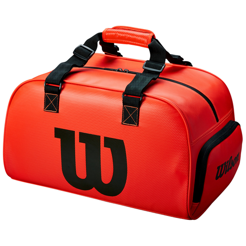 Wilson Duffle Bag Small infrared 2020