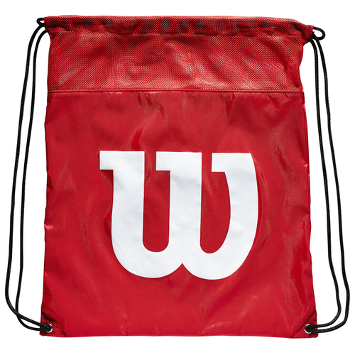 Wilson W Cinch Bag red/white 2020