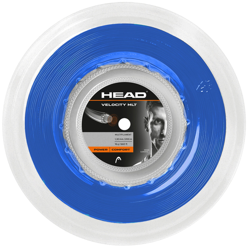 HEAD Velocity MLT ( 200m Rolle ) blue