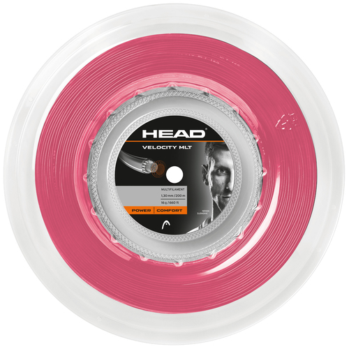HEAD Velocity MLT ( 200m Rolle ) pink