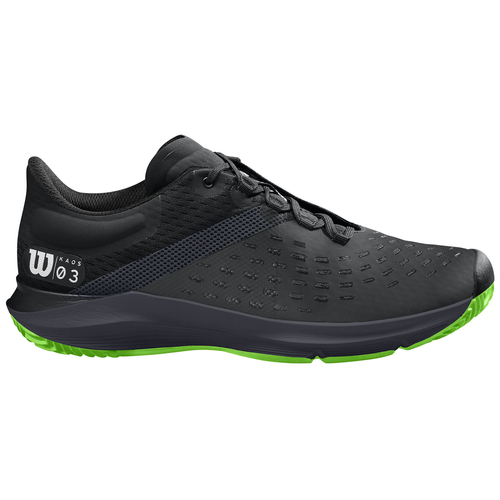Wilson Kaos 3.0 Men Clay Court black-ebony-blade green