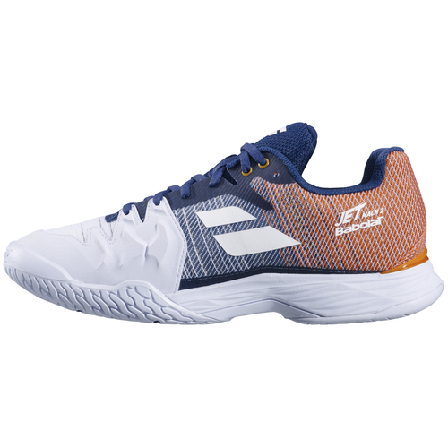 Babolat Jet Mach II Men All Court 2020  white-pureed pumpkin 47